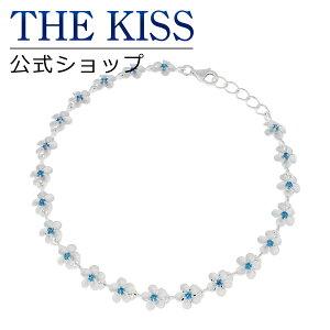 THE KISS 公式ショップ シルバー ハワイアンジュエリー レディース ブレスレット ( プルメリア ) ハワイアン ジュエリーブランド Kapio ブレスレット 誕生日 記念日 プレゼント HKSBR2003 ザキス