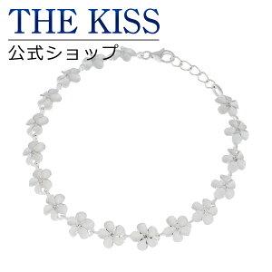 THE KISS 公式ショップ シルバー ハワイアンジュエリー レディース ブレスレット ( プルメリア ) ハワイアン ジュエリーブランド Kapio ブレスレット 誕生日 記念日 プレゼント HKSBR2011 ザキス