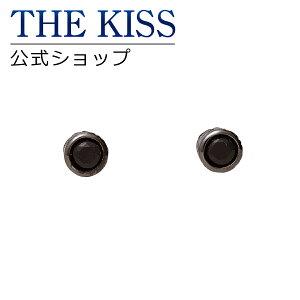 【あす楽対応】THE KISS 公式サイト ステンレス ハワイアン ペアピアス (メンズ 単品) ペアアクセサリー カップル に 人気 の ジュエリーブランド THEKISS ペア ピアス 記念日 プレゼント L-PE801