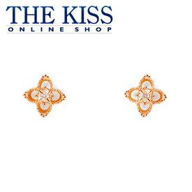 【あす楽対応】【送料無料】【THE KISS sweets】 K10ピンクゴールド レディース ピアス ☆ ダイヤモンド ゴールド レディース ピアス ブランド GOLD Ladies Pierce