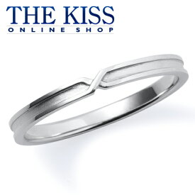【送料無料】【THE KISS sweets】【ペアリング】 K10ホワイトゴールド メンズ リング (メンズ単品)☆ ゴールド ペア リング 指輪 ブランド GOLD Pair Ring couple 【土日祝日もあす楽対応】