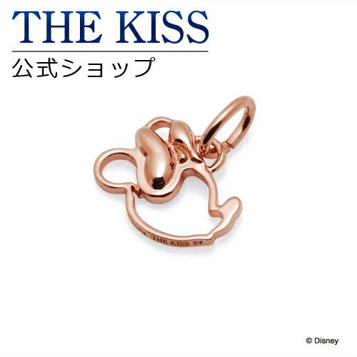 【あす楽対応】【ディズニーコレクション】 ディズニー / チャーム / ミニーマウス / フェイス チャーム / THE KISS ネックレス・ペンダント シルバー (レディース) DI-SCH700 ザキス 【Disneyzone】