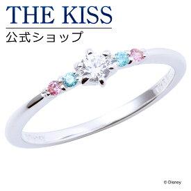 【あす楽対応】【ディズニーコレクション】 ディズニー / レディースリング / ディズニープリンセス アリエル / THE KISS リング・指輪 シルバー キュービックジルコニア (レディース) DI-SR1205CB ザキス 【送料無料】【Disneyzone】