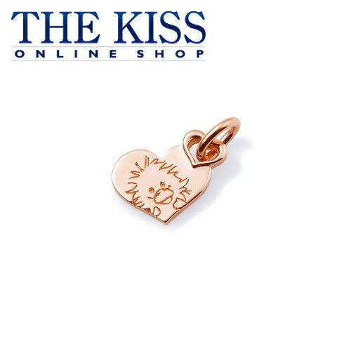 【あす楽対応】【スージー・ズー×THE KISSコラボ】ピンクゴールドコーティング チャーム ☆ THE KISS シルバ- レディース チャーム ブランド SILVER Ladies Charm