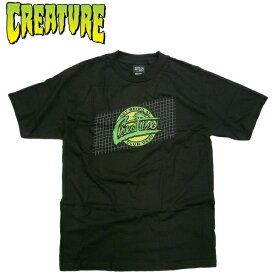クリーチャー CREATURE CLUB DEAD Tシャツ ハードコア カルト ローライダー スケボーショップ ホラー オールドスクール PUNK パンク