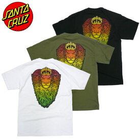サンタクルーズ SANTACRUZ LION GOD Tシャツ ラスタ ライオン レゲエ アウトドア