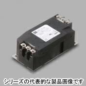 在庫品 コーセル(cosel) JAC-20-683-D 三相三線式500V 定格電流20A DINレール取付タイプ 高減衰ノイズフィルタ