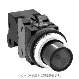 IDEC ALN22611DNR(赤) φ30 TWNシリーズ 照光押ボタンスイッチ 突形 モメンタリ形 定格電力AC200/220V 接点構成1a1b
