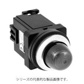 IDEC APN116DNR(赤) φ30 TWNシリーズ パイロットライト 丸形突形 LED照光 AC100/110V