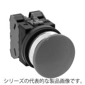 IDEC ABN310R(赤) φ30 TWNシリーズ 押ボタンスイッチ 大形 モメンタリ形 接点構成1a