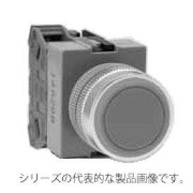 IDEC ABW120R φ22 TWシリーズ 押ボタンスイッチ 平形 モメンタリ形 接点構成2a 赤(R)