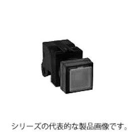 IDEC UPQW1B16DR φ22 TWシリーズ パイロットライト 角平形 (記名式) LED照光 AC100/110V 赤(R)