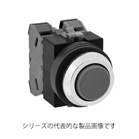 IDEC ABS101NR(赤)φ25 TWSシリーズ 押ボタンスイッチ 平形 モメンタリ形 接点構成1b