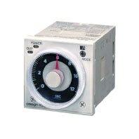 在庫品 オムロン H3CR-A AC100-240/DC100-125 ソリッドステート・タイマ 6動作マルチ 11Pソケット接続 無電圧入力 リレー2c出力