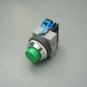 在庫品 IDEC φ25突形押しボタンスイッチ ABS210NB