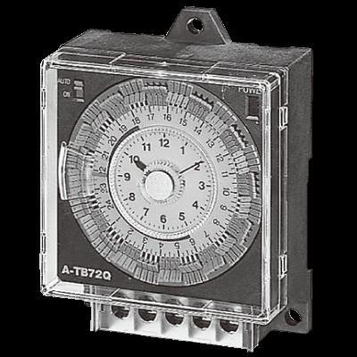 在庫品 パナソニック(Panasonic) ATB71224 A-TB72・72Qフラットタイムスイッチ A-TB72-DD-HR1C-100V