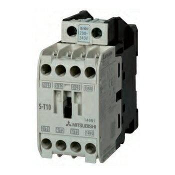 在庫品 三菱電機 S-T10 AC200V 1A 電磁接触器