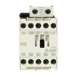 在庫品 三菱電機 S-T12 AC200V 1A1B 電磁接触器