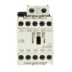 在庫品 三菱電機 S-T20 AC200V 1A1B 電磁接触器