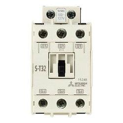 在庫品 三菱電機 S-T32 AC200V 電磁接触器