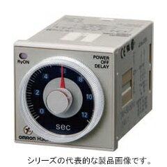 在庫品 オムロン H3CR-H8L AC/DC24 M ソリッドステート・タイマ 48×48mm 限時動作/自己復帰 8Pソケット接続 0.05〜12min 接点出力リレー2c