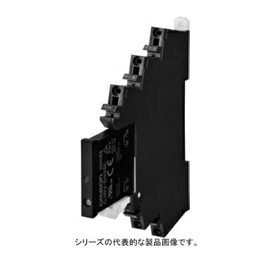 在庫品 オムロン G3RV-SR500-D DC12 スリムI/Oソリッドステート・リレー(リレー+ソケット一体型) 1c 出力電圧DC(MOS FET) プッシュインPlus端子