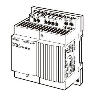 在庫品 オムロン ZEN-PA03024 プログラムリレー ZENシリーズ スイッチング・パワーサプライ