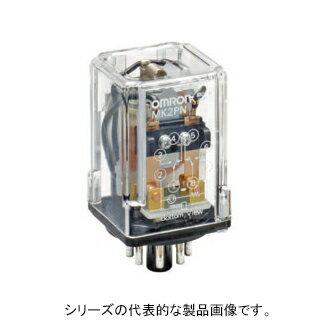 在庫品 オムロン MK3PN AC200/220V 小形パワーリレー 3極 動作表示灯付き 11ピン プラグイン端子