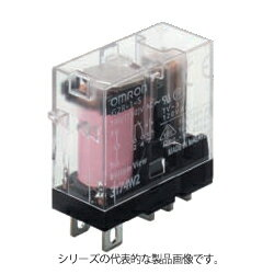 在庫品 オムロン G2R-1-S AC24 ミニパワーリレー 1c 5ピン プラグイン端子