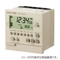 在庫品 オムロン H5S-WA2 72×72mm AC100〜240V 週間2chタイプ 和文表記形式 埋込み取りつけ デジタル・タイムスイッチ