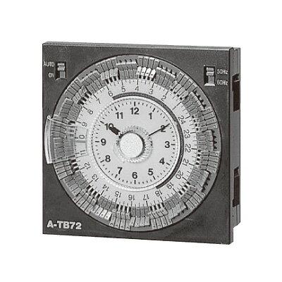 在庫品 パナソニック(Panasonic) ATB71015 タイムスイッチ A-TB72-D-HR1A-200V DIN72奥行き21.7mm! 別回路1a15A250VAC