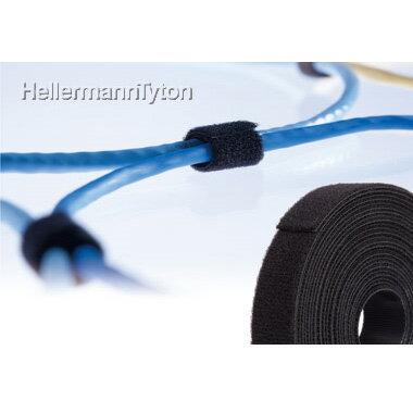 在庫品 GTRS-B ヘラマンタイトン 結束バンド グリップタイ シフトタイプ 全長5m 幅20mm 黒 1 入り