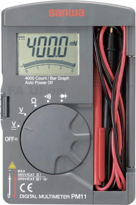 在庫品 三和電気計器 デジタルマルチメータ PM11
