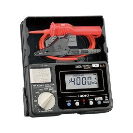 在庫品 日置電機 HIOKI IR4051-11 デジタル 絶縁抵抗計 5レンジ スイッチ付きリード付属(L9788-11)