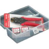 在庫品ニチフ新圧着工具NH69と圧着端子のお得なキット!NH69Yキット(適用端子:0.3/0.5・0.75・1.25・2mm2)