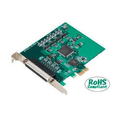 在庫品 DIO-1616L-PE コンテック PCI Express対応 絶縁型デジタル入出力ボード DIO-1616L-PE