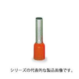 WAGO 216-203 (FE-1.0-8N-RD) 100個入り 赤 フェルール端子 適合電線サイズAWG18 導電部の長さ8mm