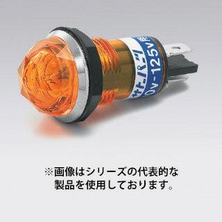 在庫品 BN-23-2-R サトーパーツ ネオンブラケット 取付穴φ15 AC200V〜250V はんだ付け 赤