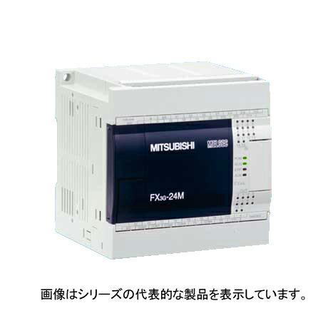 在庫品 三菱電機 FX3G-40MR/ES MELSEC-F FX3Gシリーズ シーケンサ基本ユニットAC電源 入力24点 DC24V 出力:16点 リレー