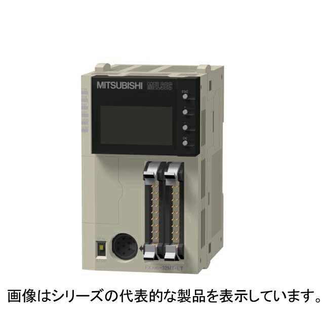 在庫品 三菱電機 FX3UC-64MT/D MELSEC-F FX3UCシリーズ シーケンサ基本ユニットDC電源 入力32点 DC24V 出力32点 トランジスタ