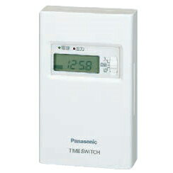 在庫品 パナソニック(Panasonic) TB5001 24時間式タイムスイッチ 電子タ式 AC100V 別回路