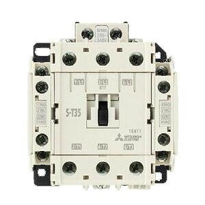在庫品 三菱電機 S-T35 AC200V 電磁接触器