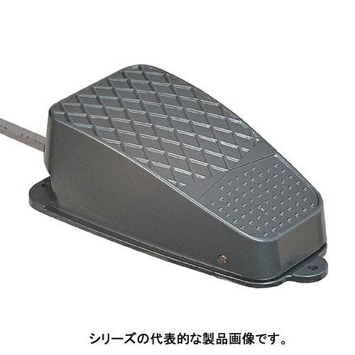 在庫品 国際電業 SF-1H フットスイッチ オルタネート 接点構成1a 定格AC250V 6A キャブタイヤコードVCTF 2心×0.75mm~2×1m
