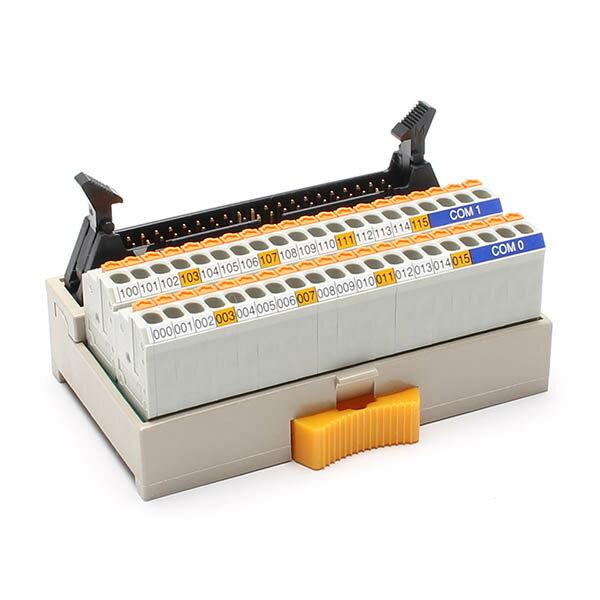 在庫品 東洋技研 PCX-1H40-TB40-K3 コネクタ端子台 40極(3.5mmピッチ) 対応PLCキーエンスKV-7000