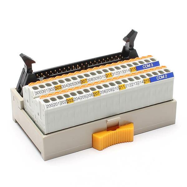 在庫品 東洋技研 PCX-1H40-TB40-K4 コネクタ端子台 40極(3.5mmピッチ) 対応PLCキーエンスKV-7000