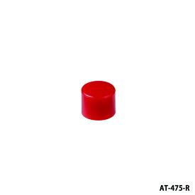 NKKスイッチズ AT-475-R AB、BB、FB、M2B(A形)用 φ5.1ボタン 赤