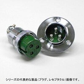 SCK-2504-R 三和コネクタ SCKシリーズ シェルサイズ25 4極 レセプタクル