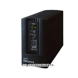 BY35S オムロンUPS(OMRON) 無停電電源装置小型・軽量・低価格(常時商用給電/正弦波出力) 350VA/210W