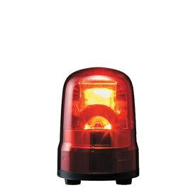 パトライト SKH-M2J-R 小型回転灯 Φ100 AC100〜AC240V 赤色 LEDタイプ キャブタイヤコード
