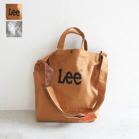 【30%OFF SALE】Lee 2WAYトートバッグ / ショルダー/2wayトートバッグ/キャンバス/帆布/TOTE BAG Lee/リー/